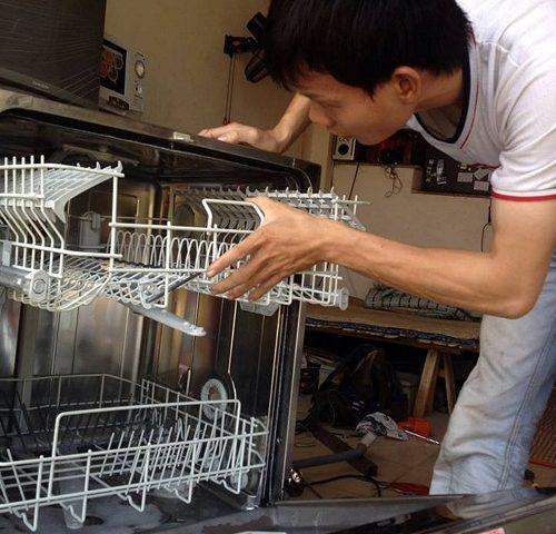 Kitcare trung tâm sửa máy rửa bát - máy sấy bát tại Hà Nội