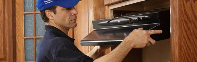 Tự sửa máy hút mùi tại nhà-Cách vệ sinh máy hút mùi