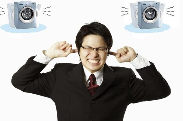 cách sửa máy giặt Electrolux rung và ồn