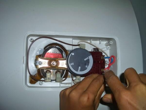 sửa bình nóng lạnh ferroli không nóng chỉ 30 phút