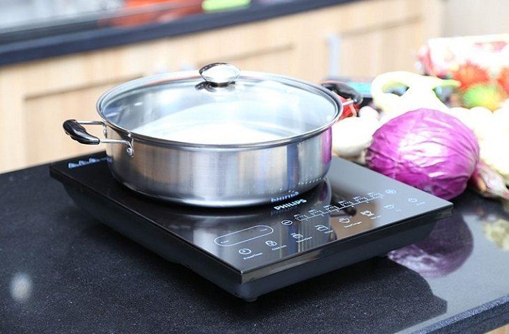 Sửa bếp từ không nhận nồi đơn giản nhất