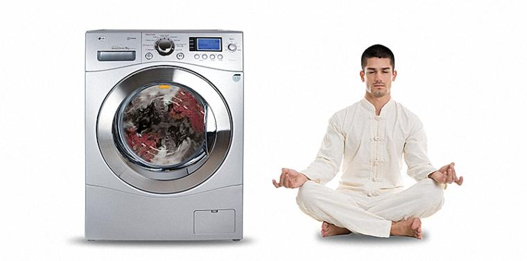Mẹo sửa máy giặt rung và ồn
