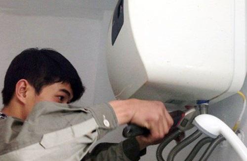 Cách sửa bình nóng lạnh nhanh nhất
