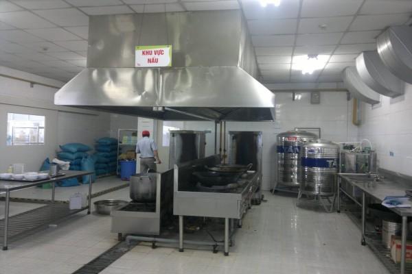 Sửa bếp công nghiệp thật đơn giản