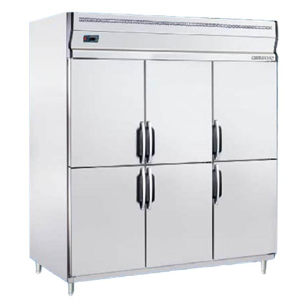 Tủ lạnh công nghiệp với thiết kế hiện đại
