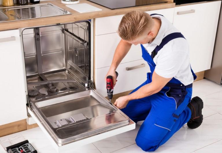 Dịch vụ chuyên sửa lỗi E21 máy rửa bát Bosch