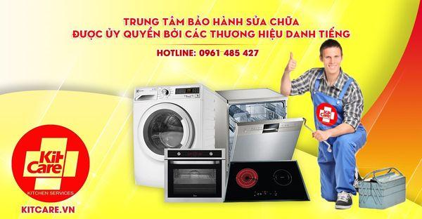 dịch vụ sửa chữa máy giặt tại nhà của Kitcare