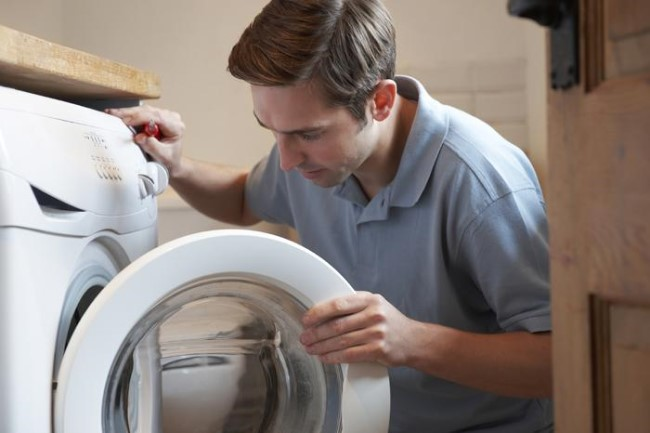 Máy giặt hết nước