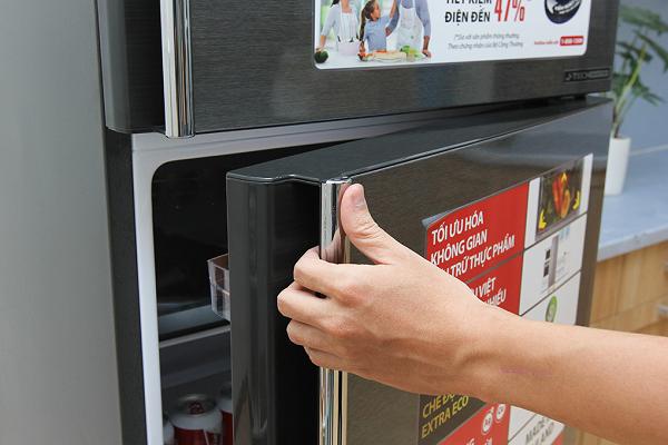 sửa chữa tủ lạnh sharp không vào điện
