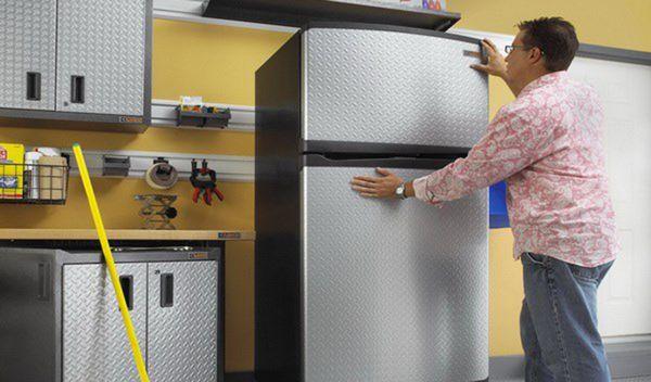 tủ lạnh tạo ra tiếng kêu