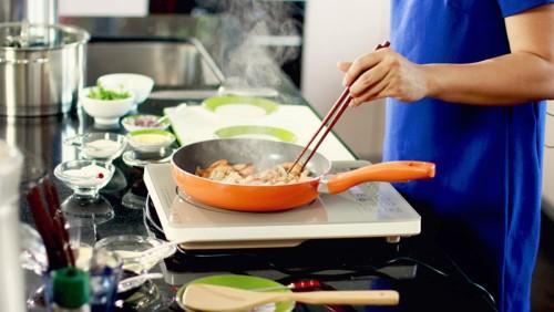 Nấu ăn với số lượng lớn