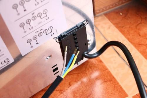 bếp từ vượt quá nguồn điện cho phép