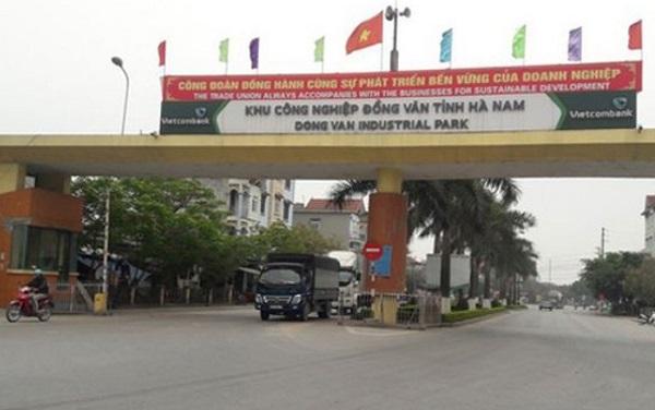 Thị xã Duy Tiên cách thành phố Phủ Lý