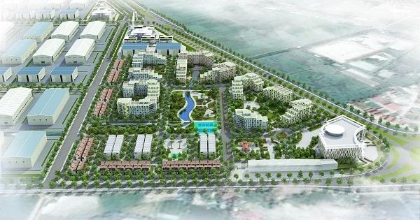 Hình ảnh KCN Đồng Văn