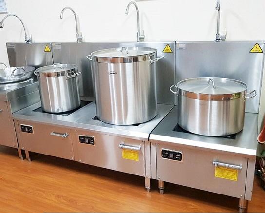 Sửa chữa bếp từ, bếp từ công nghiệp tại KCN Tân Đông Hiệp.