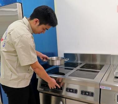 Dịch vụ sửa chữa bếp từ, bếp từ công nghiệp chuyên nghiệp tại KCN Thời Hòa.