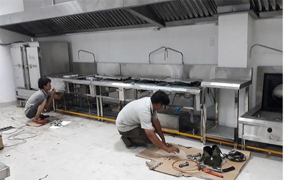 Kitcare dịch vụ chuyên sửa chữa bếp từ, bếp từ công nghiệp