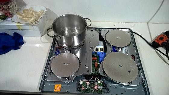Kitcare chuyên sửa chữa bếp từ, bếp từ công nghiệp